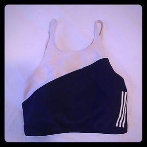Adidas Halter Biniki Swim Top